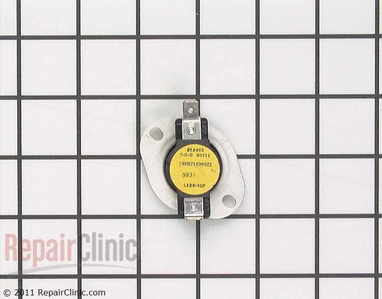 Cycling thermostat, L125- 10F