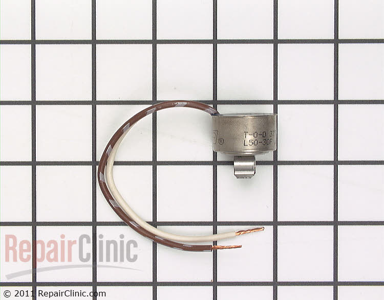 Defrost Thermostat WP4387500 Alternate Product View
