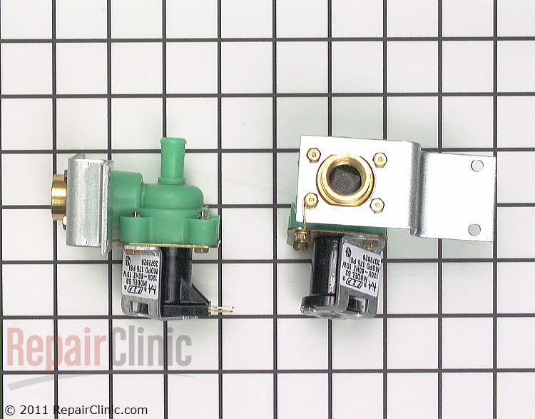 Water Inlet Valve WP3372626 Alternate Product View