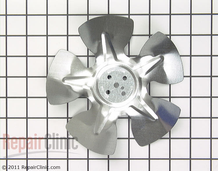 Fan Blade WP1108179 Alternate Product View
