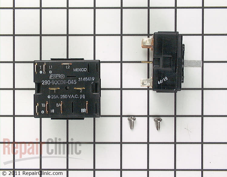 Selector Switch 3148419 Alternate Product View