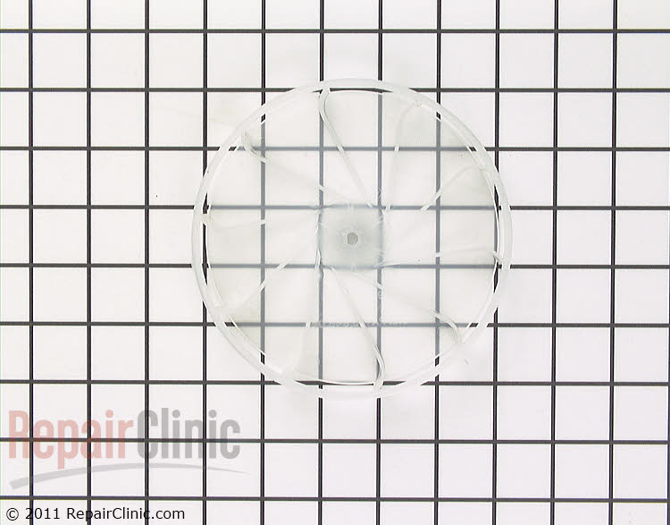 Blower Wheel S99110446 Alternate Product View