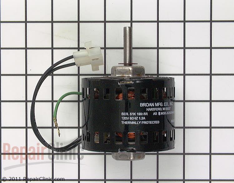 Fan Motor S97008584       Alternate Product View