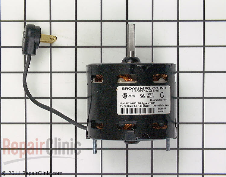 Fan Motor S99080596 Alternate Product View