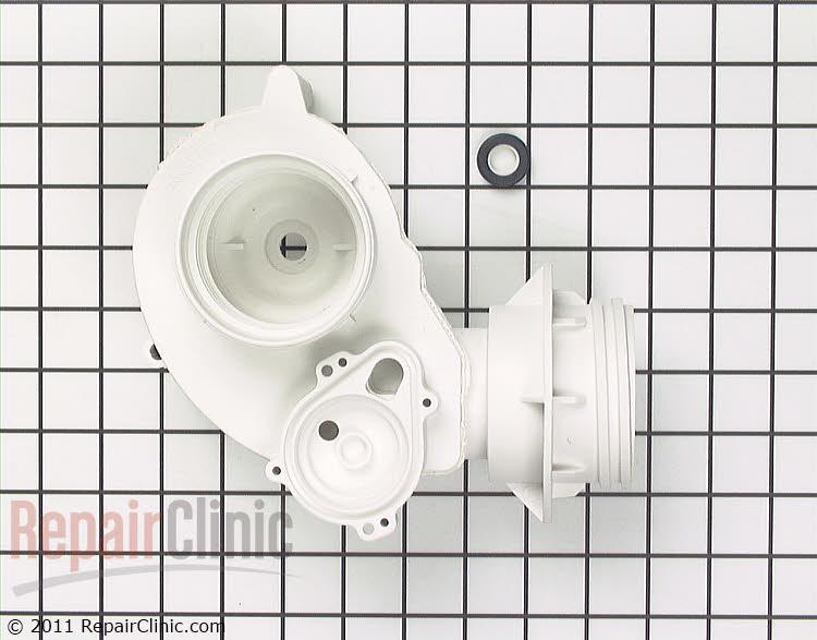 Pump Housing WP3369011 Alternate Product View