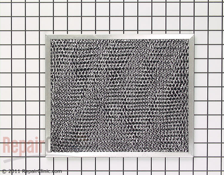 Range Vent Hood Charcoal Filter Br 8 3 4 X
