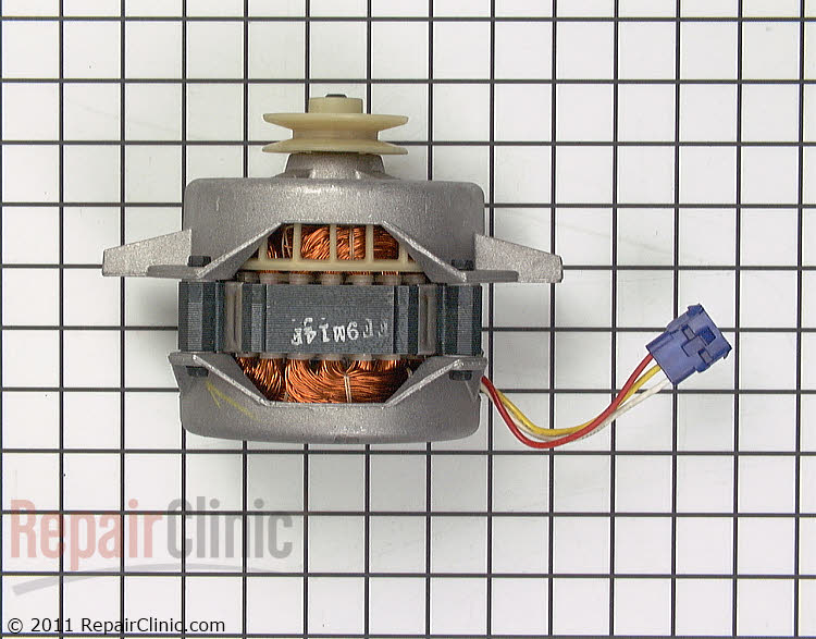Drive Motor W10006429 Alternate Product View