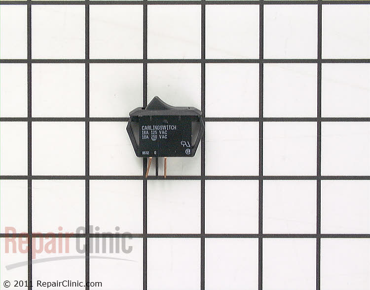 Rocker Switch 154240403 Alternate Product View