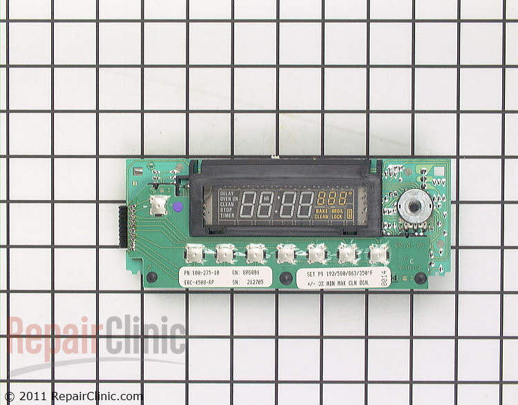 Oven Control Board WB19X265 Alternate Product View