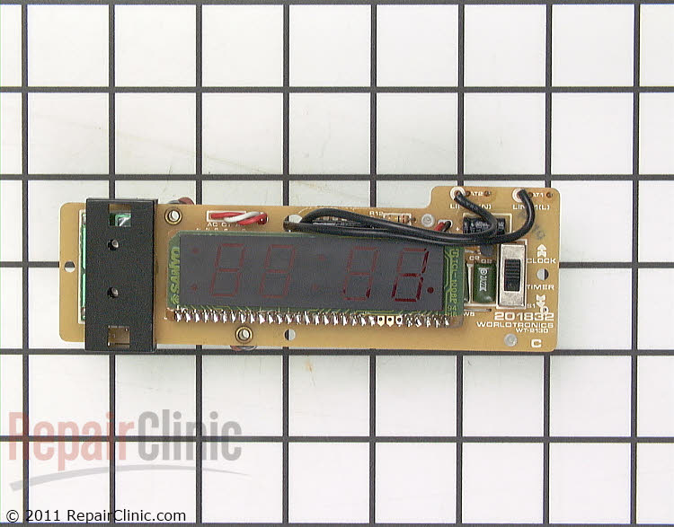 Oven Control Board 7602P104-60     Alternate Product View