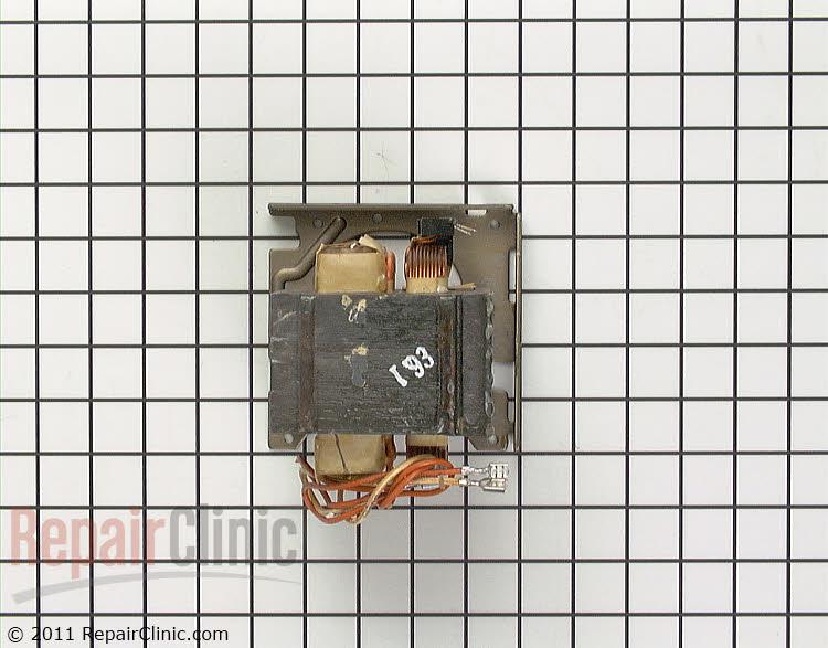 High Voltage Transformer WPW10136726 Alternate Product View