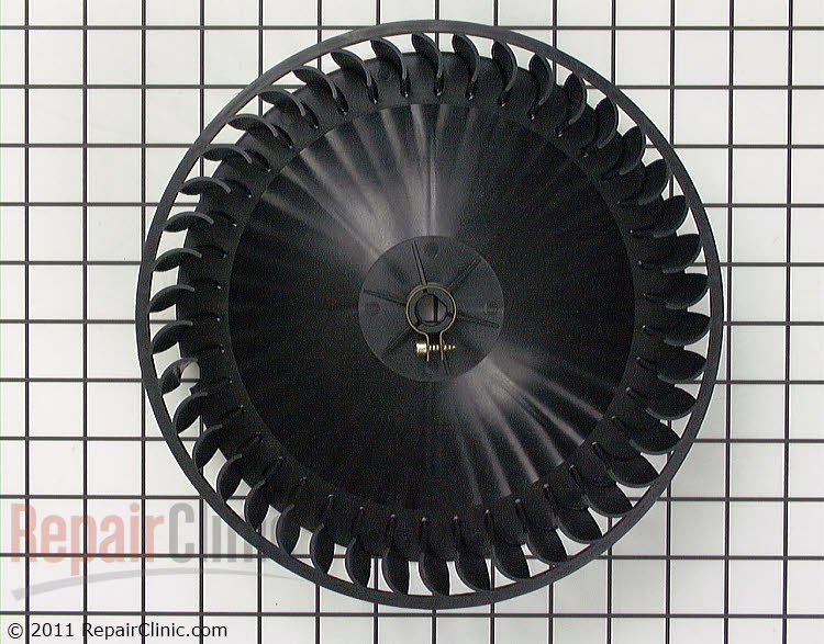 Blower Wheel WP1163783 Alternate Product View