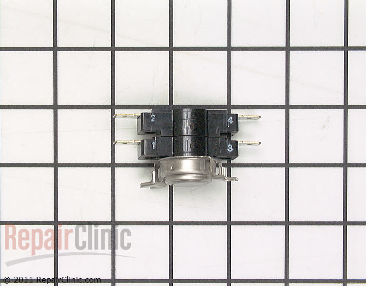 High Limit Thermostat WP303896 Alternate Product View