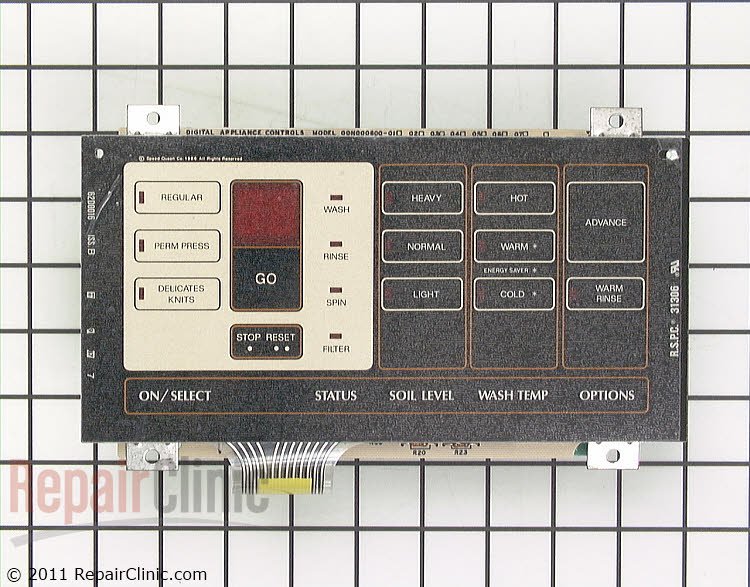 Oven Control Board 31306P Alternate Product View