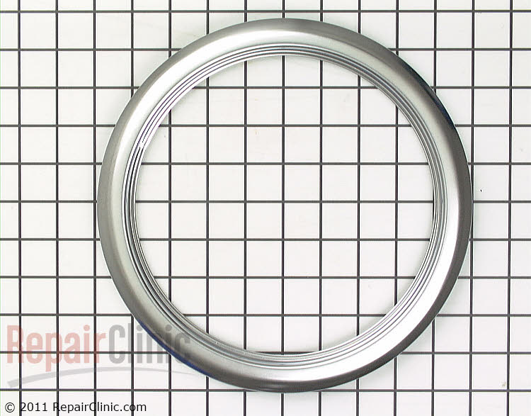 8 Inch Burner Trim Ring 00484631 Alternate Product View