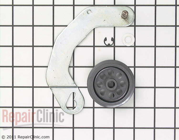 Idler Pulley 5303161103 Alternate Product View