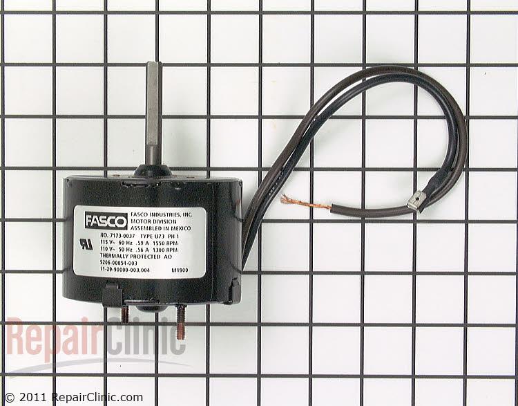 Fan Motor 112990000003 Alternate Product View