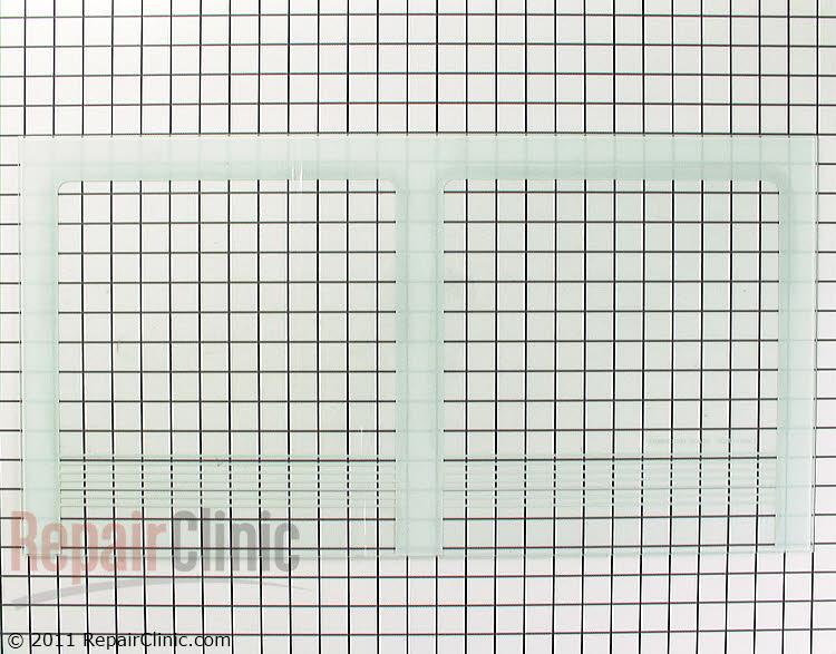 Glass Crisper Cover 68292-6         Alternate Product View