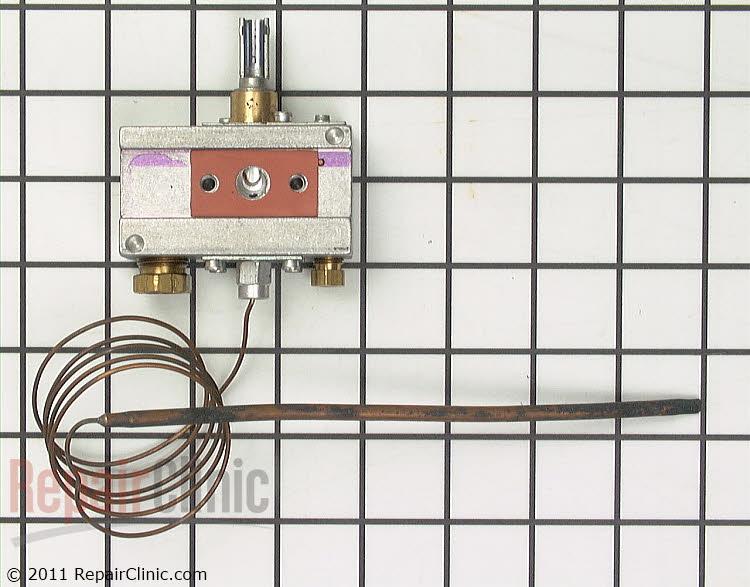 Temperature Control Thermostat 7515P026-60 Alternate Product View