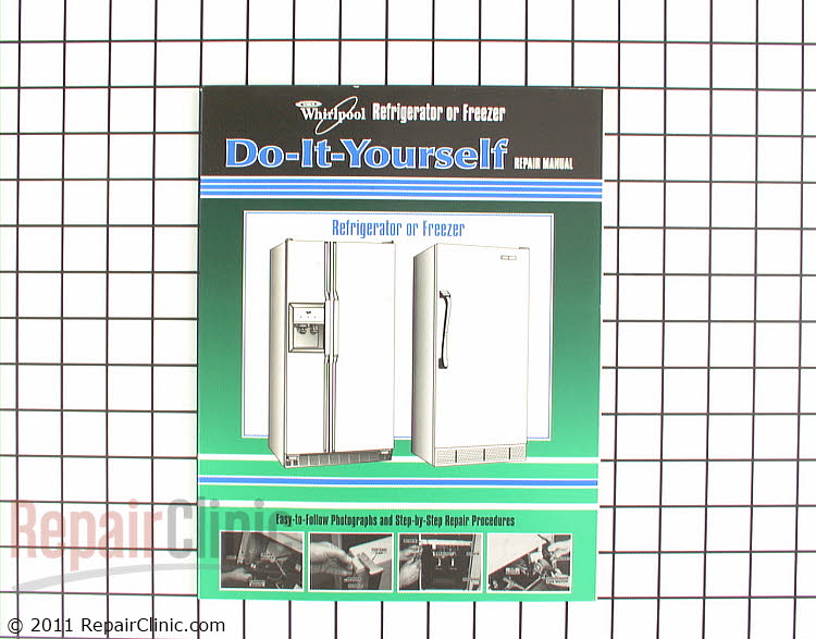 Repair Manual 677969 Alternate Product View