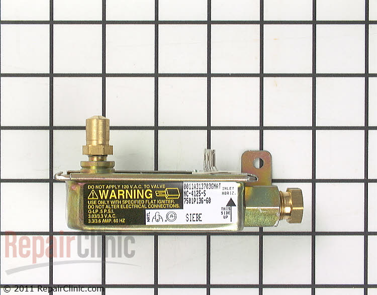 Safety Valve 7501P136-60     Alternate Product View