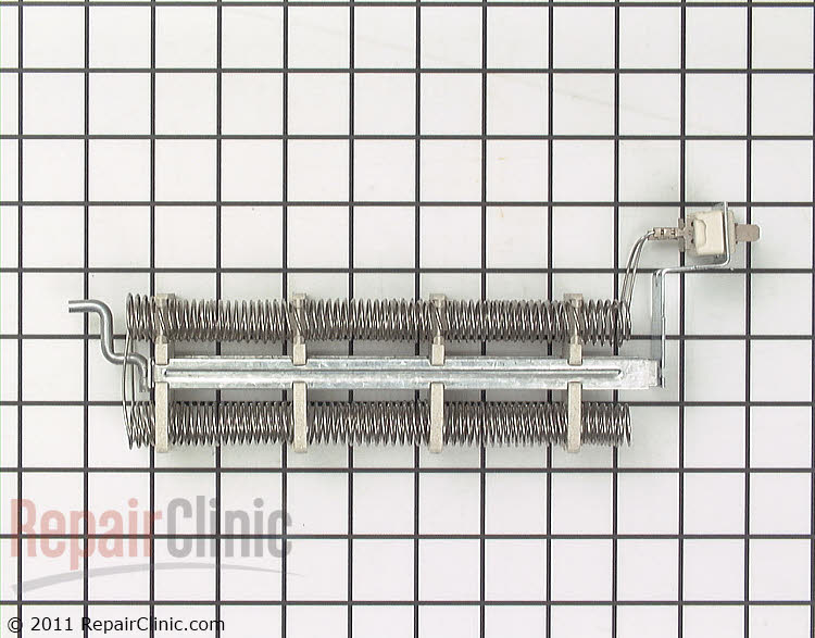 Heating Element WP31001500 Alternate Product View