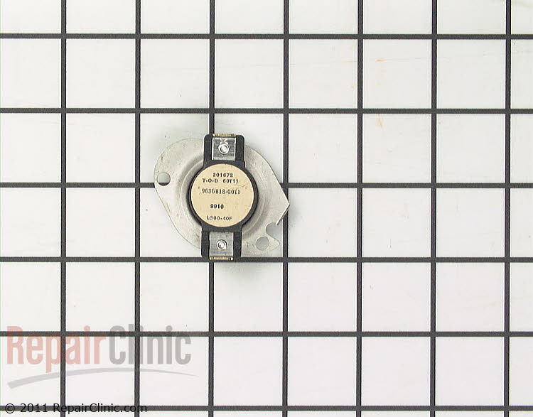 High Limit Thermostat WE4X592         Alternate Product View