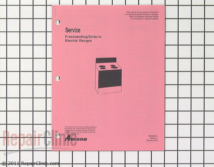 Repair Manual RS2320004       Alternate Product View