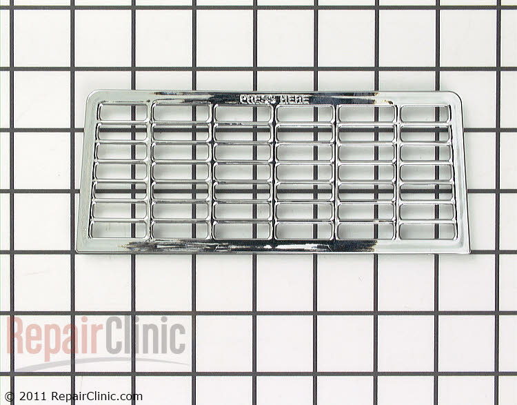 Vent Grille 68631-1 Alternate Product View