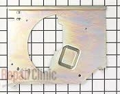 Ice Bucket Auger Plate - Part # 293406 Mfg Part # WR17X2062