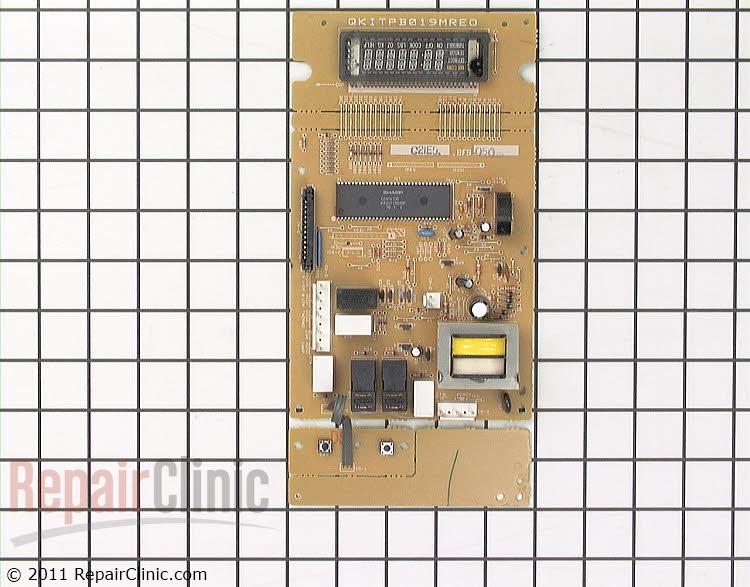 Main Control Board 42QBP2650 Alternate Product View