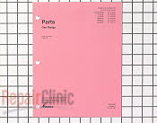 Manuals, Care Guides & Literature - Part # 219222 Mfg Part # RP2310027