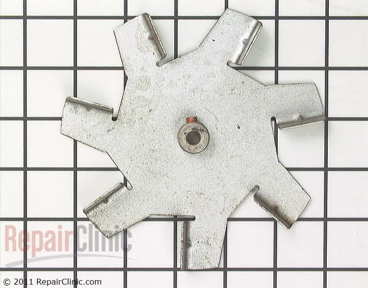 Blower Wheel & Fan Blade 701711 Alternate Product View