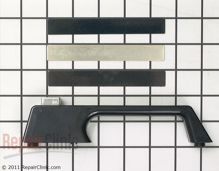 Door Handle M11D85 Alternate Product View