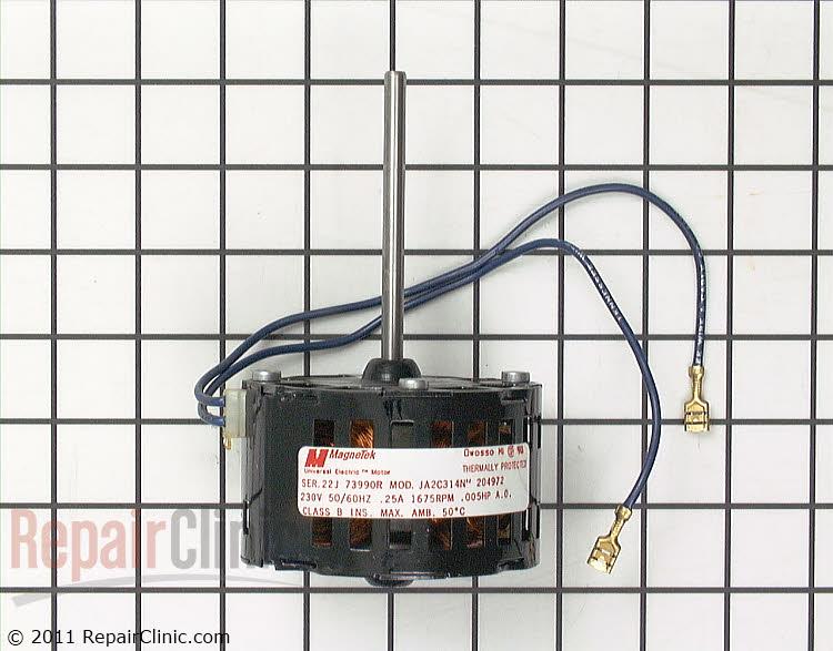 Fan Motor Y704972         Alternate Product View
