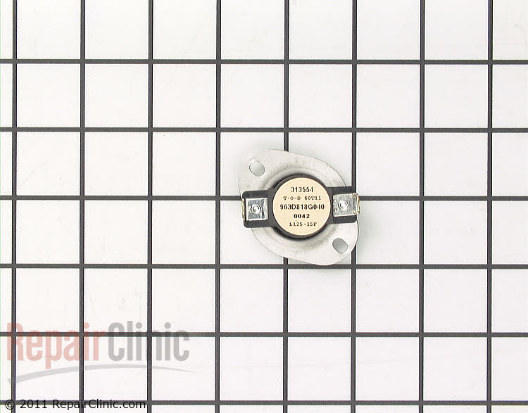 Cycling Thermostat WE4X812         Alternate Product View