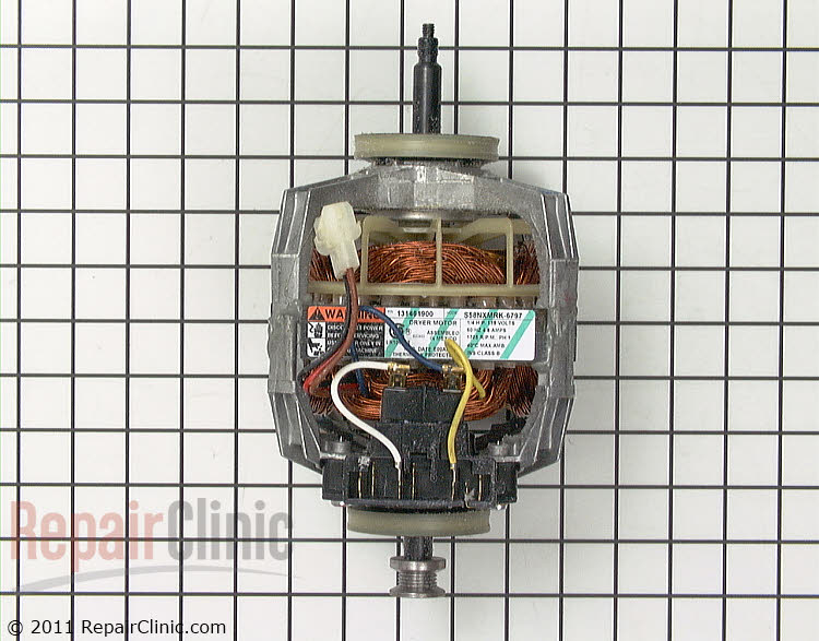 Drive Motor 131511900       Alternate Product View