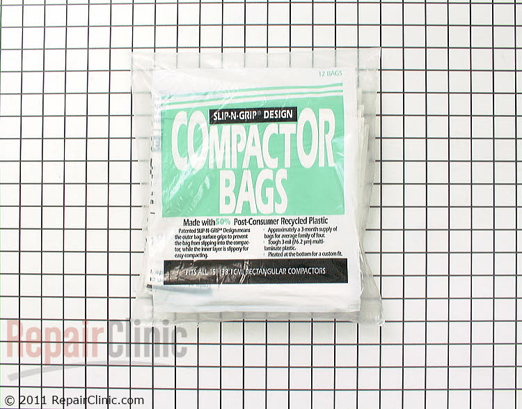 Trash Compactor Bags WC60X5017 Alternate Product View