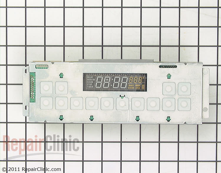Oven Control Board WB27K5073 Alternate Product View