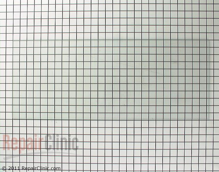 Shelf Glass WP61002532 Alternate Product View