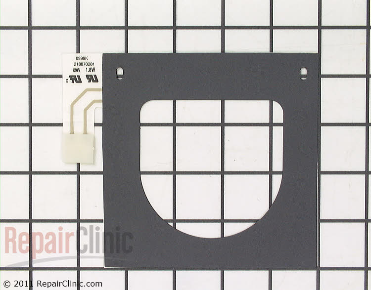Dispenser Housing Heater 218870201 Alternate Product View