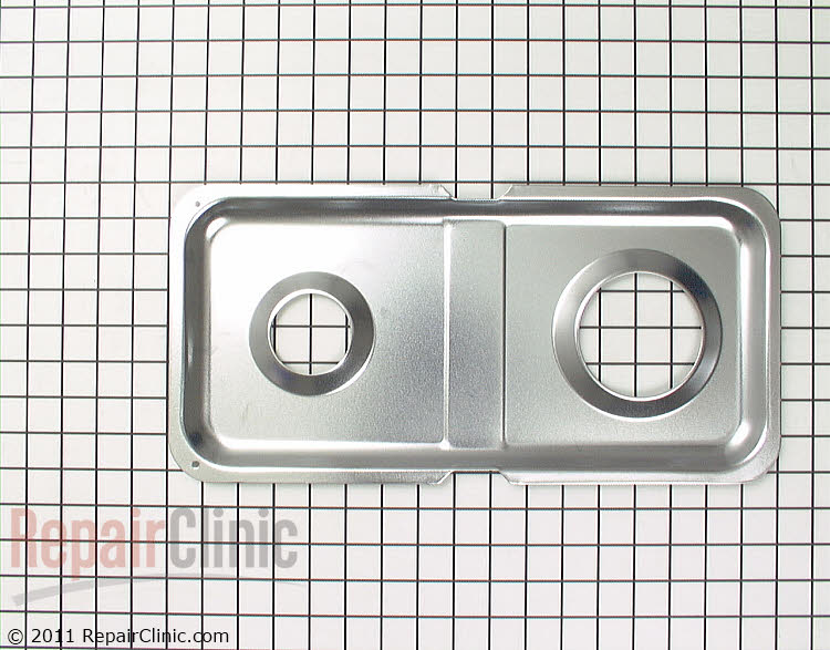 Burner Drip Pan WB32K10015      Alternate Product View