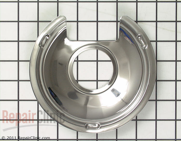 Burner Drip Bowl 542T006P01 Alternate Product View