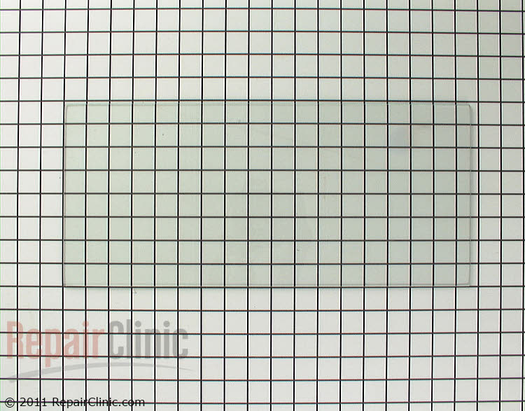Inner Door Glass 316088700 Alternate Product View