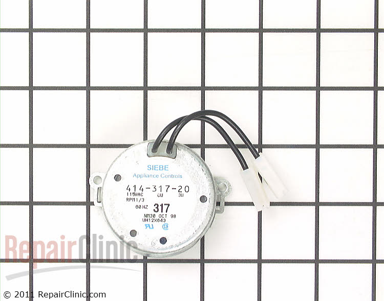 Circuit Board & Timer WH12X643        Alternate Product View