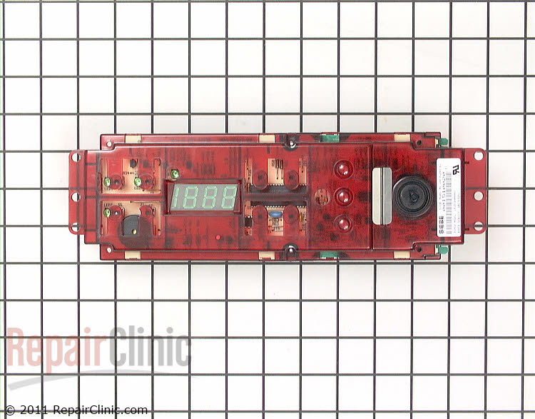 Oven Control Board WB27K5251 Alternate Product View