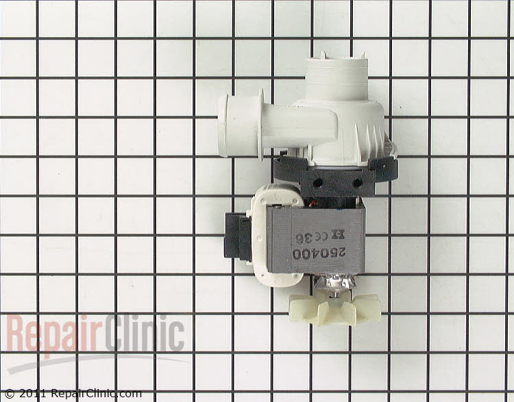 Drain Pump WH23X82         Alternate Product View