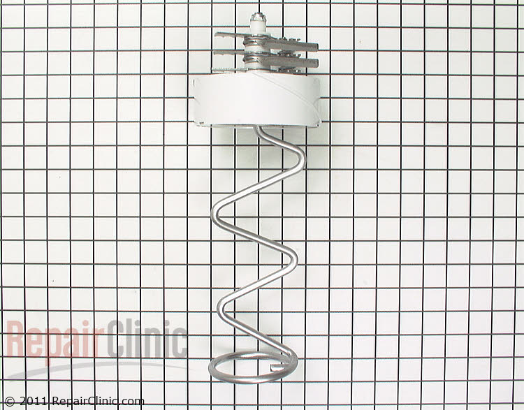 Ice Bucket Auger WP12740302 Alternate Product View