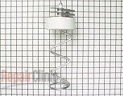 Ice Bucket Auger - Part # 1399604 Mfg Part # WP12740302