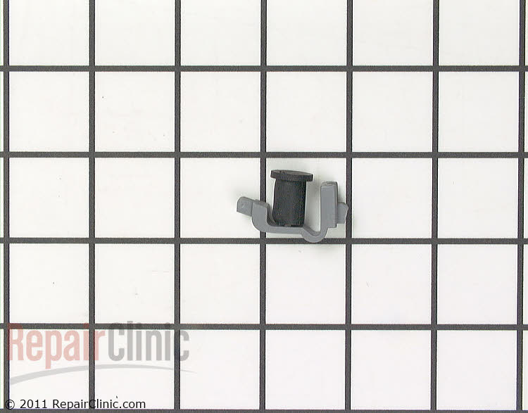Dishrack Stop Clip 8057978-77      Alternate Product View